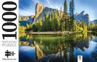 Yosemite National Park, USA 1000 Piece Jigsaw by