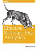 Effective Software Risk Analytics From Requirements to Deployment by Mark Wireman