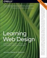 Learning Web Design 5e by Jennifer Niederst Robbins