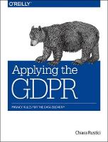 Applying the GDPR by Chiara Rustici