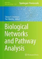 Biological Networks and Pathway Analysis by Tatiana V. Tatarinova
