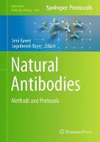 Natural Antibodies Methods and Protocols by Srinivas V. Kaveri