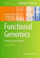 Functional Genomics Methods and Protocols by Michael Kaufmann