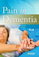 Pain in Dementia by Stefan Lautenbacher, Stephen J. Gibson
