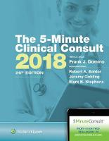 The 5-Minute Clinical Consult 2018 by Frank J., MD Domino