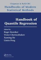 Handbook of Quantile Regression by Roger Koenker