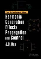 Harmonic Generation Effects Propagation and Control by J. C. Das