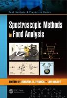 Spectroscopic Methods in Food Analysis by Leo M. L. Nollet