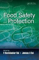 Food Safety and Protection by Ravishankar Rai V.