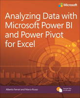 Analyzing Data with Power BI and Power Pivot for Excel by Marco Russo, Alberto Ferrari