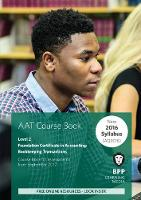 AAT Bookkeeping Transactions Coursebook by BPP Learning Media