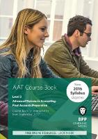AAT Final Accounts Preparation Coursebook by BPP Learning Media