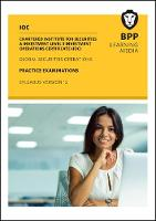 IOC Global Securities Operations Syllabus Version 12 Practice Exams by BPP Learning Media