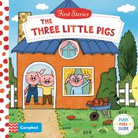 The Three Little Pigs by Natascha Rosenberg