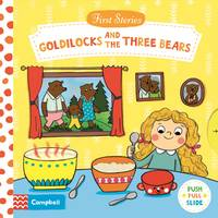 Goldilocks and the Three Bears by Natascha Rosenberg