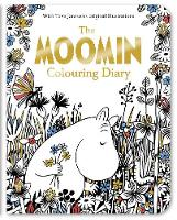 The Moomin Colouring Diary by Tove Jansson