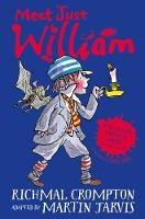 William's Haunted House and Other Stories Meet Just William by Martin Jarvis