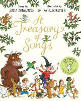 A Treasury of Songs by Julia Donaldson