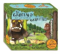 The Gruffalo Book and Toy Gift Set by Julia Donaldson