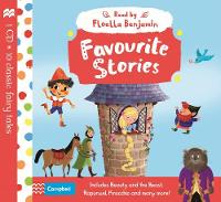 Favourite Stories Audio by Campbell Books