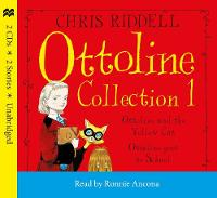 Ottoline CD Boxset 1 by Chris Riddell