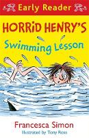 Horrid Henry's Swimming Lesson by Francesca Simon