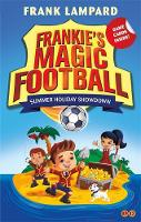 Summer Holiday Showdown Book 19 by Frank Lampard