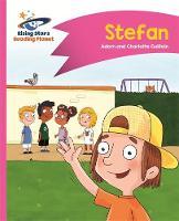 Reading Planet - Stefan - Pink B: Comet Street Kids by Adam Guillain, Charlotte Guillain
