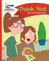 Reading Planet - Thank You - Red B: Comet Street Kids by Adam Guillain, Charlotte Guillain