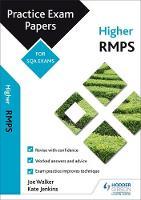 Higher RMPS: Practice Papers for the SQA Exams HRMPSPEP by Joe Walker