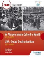 WJEC GCSE History Germany in Transition, 1919-1939 and the USA: A Nation of Contrasts, 1910-1929 Welsh Edition by R. Paul Evans, Steve Waugh, John Wright