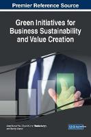 Green Initiatives for Business Sustainability and Value Creation by Dr. Arun Kumar Paul