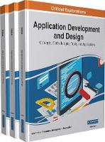 Application Development and Design Concepts, Methodologies, Tools, and Applications by Information Resources Management Association