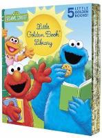Sesame Street Little Golden Book Library by Sarah Albee, Jon Stone