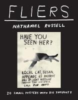 Fliers 20 Small Posters with Big Thoughts by Nathaniel Russell