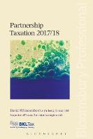 Partnership Taxation by David Whiscombe
