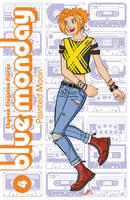 Blue Monday Volume 4 by Chynna Clugston-Flores, Chynna Clugston-Flores