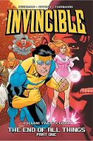 Invincible Volume 24 The End of All Things, Part 1 by Robert Kirkman, Ryan Ottley, Nathan Fairbairn