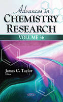 Advances in Chemistry Research by
