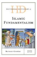 Historical Dictionary of Islamic Fundamentalism by Mathieu Guidere