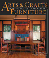 Arts and Crafts Furniture by Kevin P. Rodel, Jonathan Binzen
