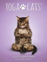 Yoga Cats Deck and Book Set by Alison Denicola, Daniel Borris