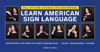 Learn American Sign Language All-In-One Course for Beginners by James W. Guido