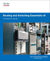 Routing and Switching Essentials v6 Companion Guide by Cisco Networking Academy