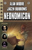 Alan Moore Neonomicon Hardcover by Alan Moore, Jacen Burrows