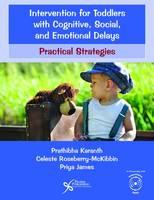 Intervention for Toddlers with Cognitive, Social, and Emotional Delays Practical Strategies by Prathibha Karanth, Celeste Roseberry-McKibbin