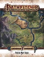 Pathfinder Campaign Setting: Ironfang Invasion Poster Map Folio by Paizo Staff