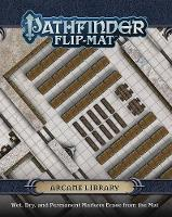 Pathfinder Flip-Mat: Arcane Library by Stephen Radney-MacFarland, Jason A. Engle