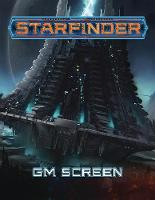Starfinder Roleplaying Game: Starfinder GM Screen by Paizo Staff