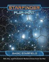Starfinder Flip-Mat: Basic Starfield by Jason A. Engle, Stephen Radney-MacFarland